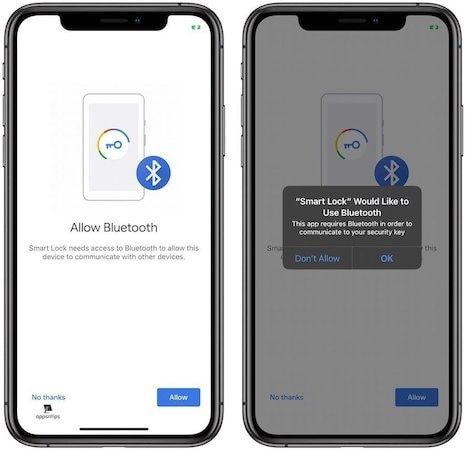Steps for Enabling iPhone's Built-in Security Key as 2FA on Google 3