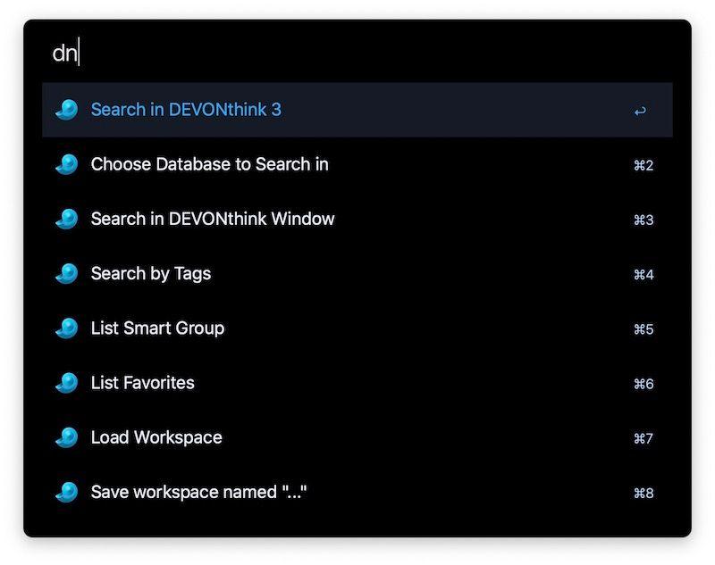 12. DevonThink 3 Workflow
