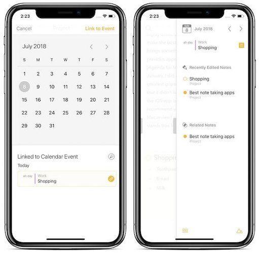 2. Agenda - Best Note-taking App for Work 2