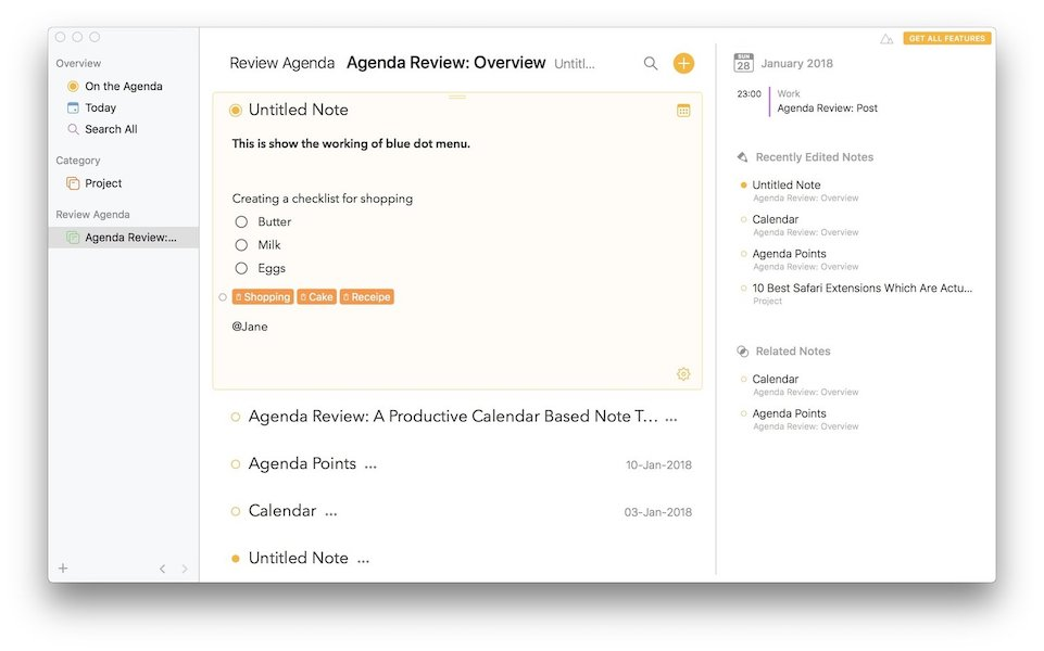 2. Tagging and Filtering Notes by People 2