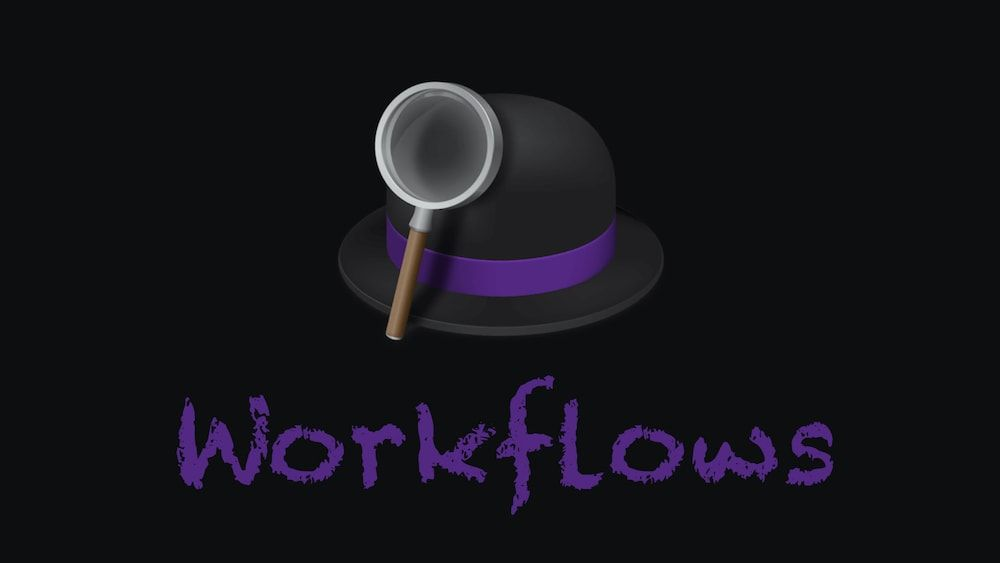 20 Best Alfred Workflows to Be More Productive