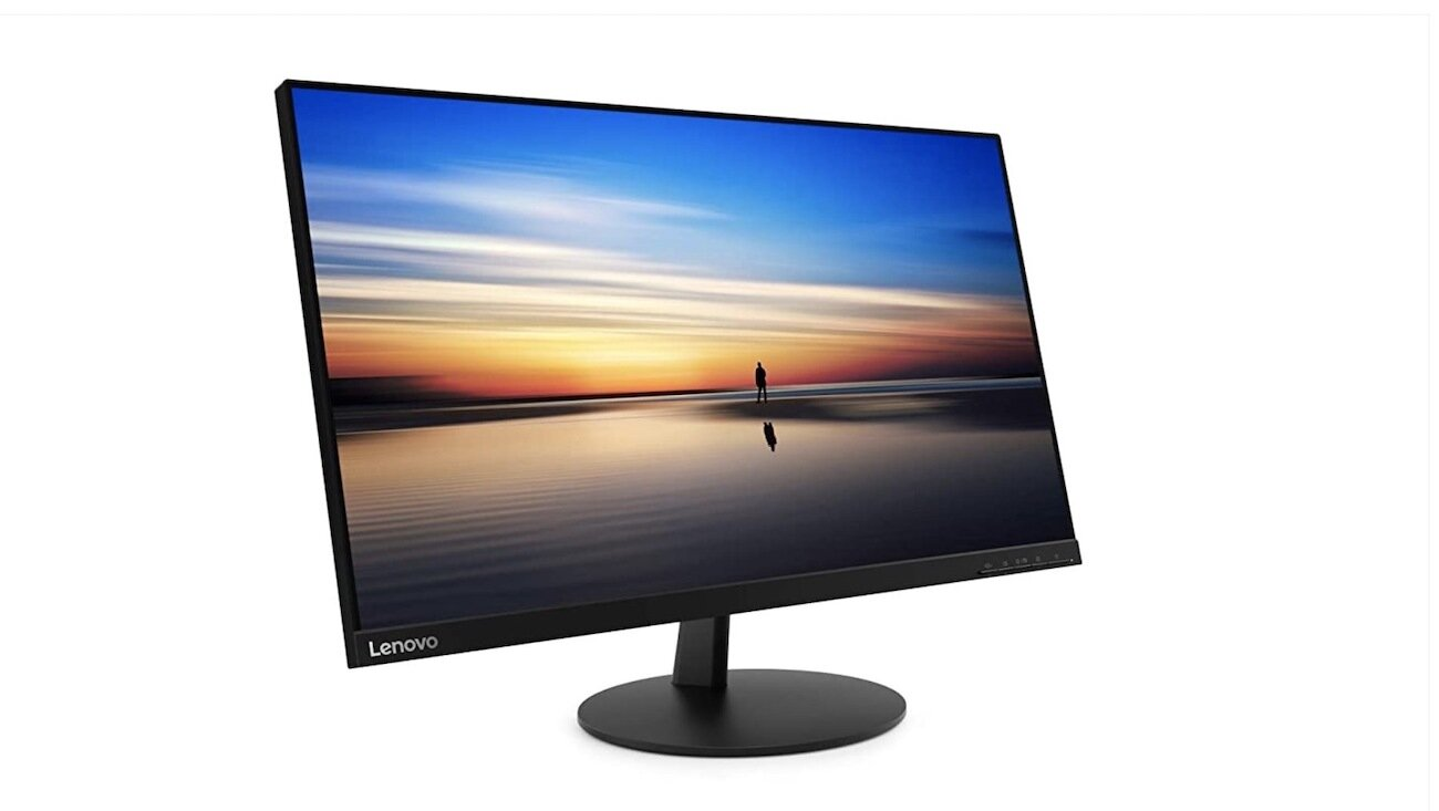 16. Lenovo L27M-28 Monitor for MacBook Air and MacBook Pro