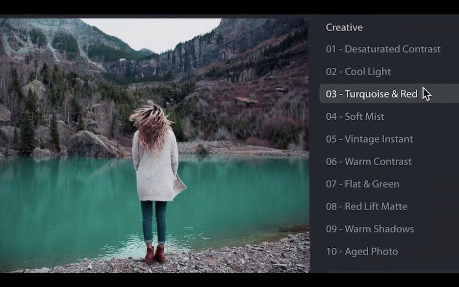3. Adobe Photoshop Lightroom CC