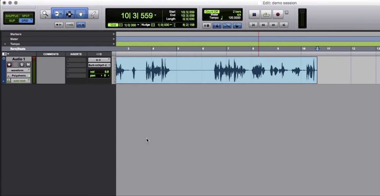 3. Avid Pro Tools First: Best Free Audio Editing Software 2