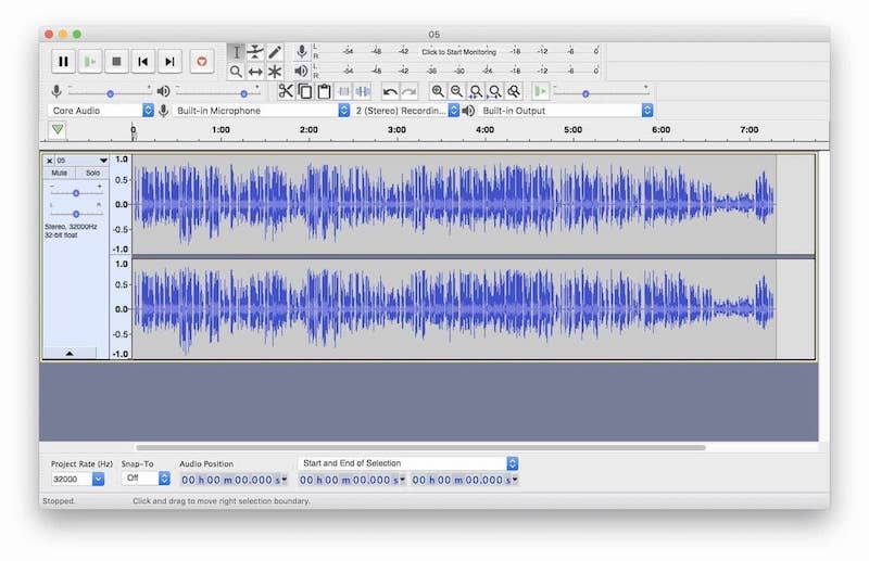 4. Audacity: Best Audio Editing Software for Podcasters 1