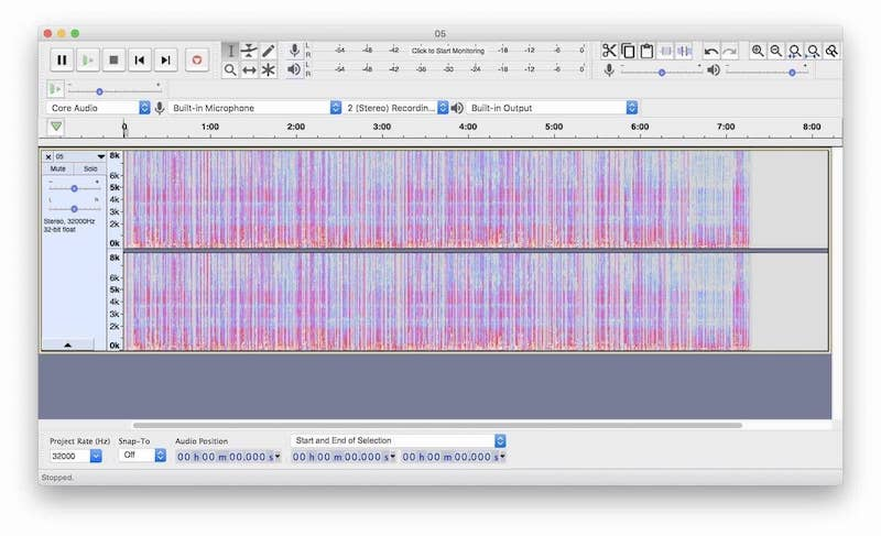 4. Audacity: Best Audio Editing Software for Podcasters 2
