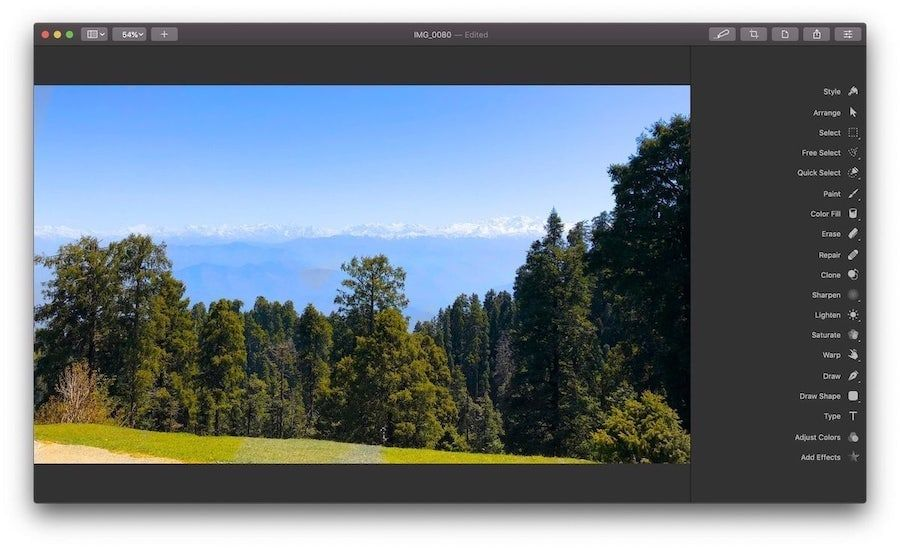 4. Pixelmator Pro - Best Photo Editing Apps for Mac
