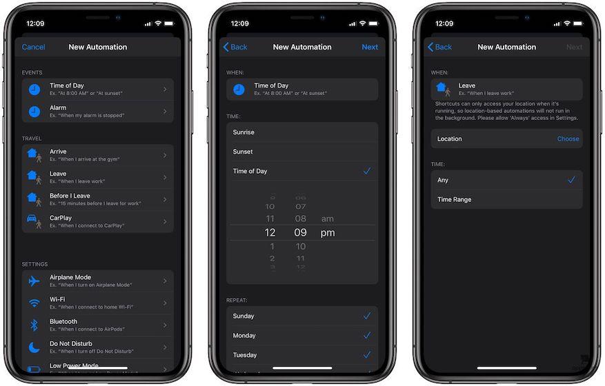 4. Siri and Shortcuts Updates