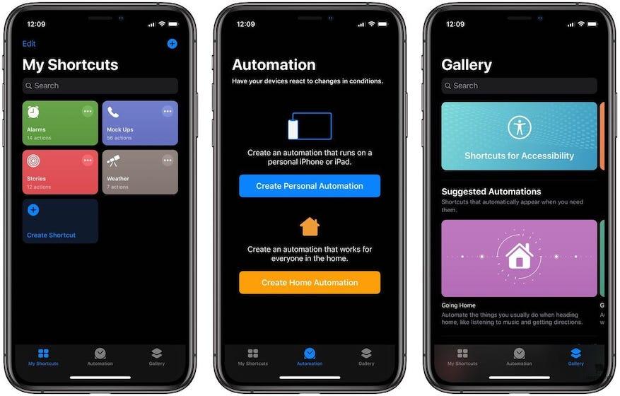 4. Siri and Shortcuts Updates 1