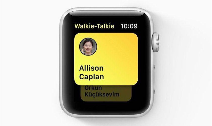 5. Walkie-Talkie