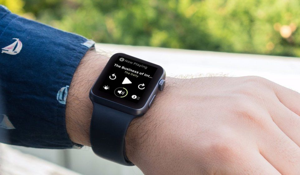 6. Apple Watch App Improvements