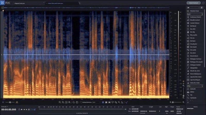 6. RX Post Production Suite 4: Best Audio Post Production Tools 1