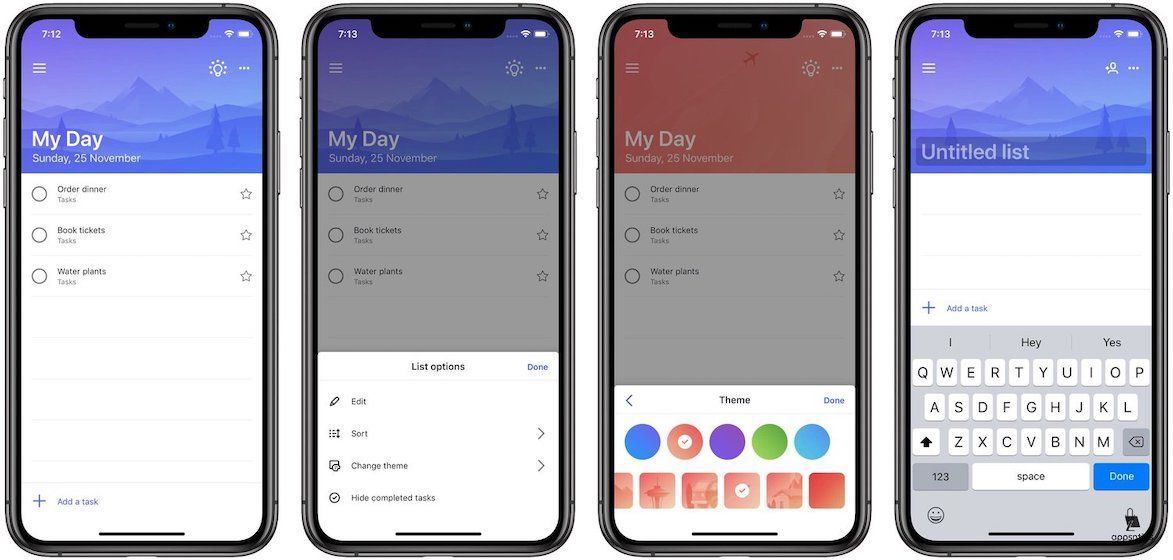 7. Microsoft To-Do: Best To-Do List App for Beginners and Office365 Users