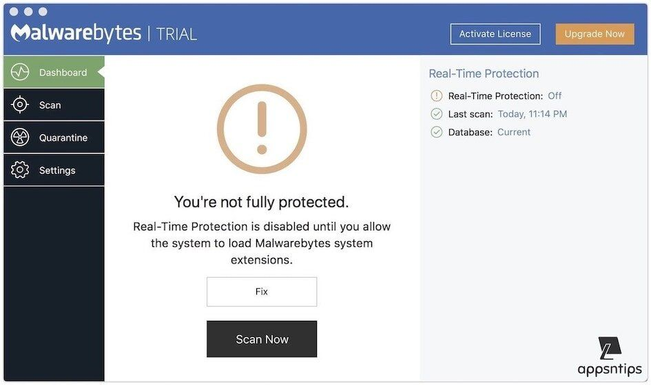 Remove Malware to Clean Your Mac