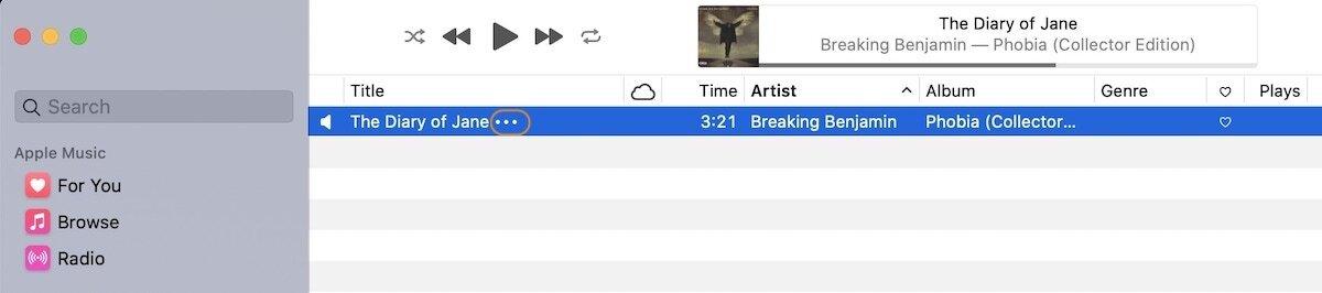 Add Custom Lyrics to Songs in Apple Music 1