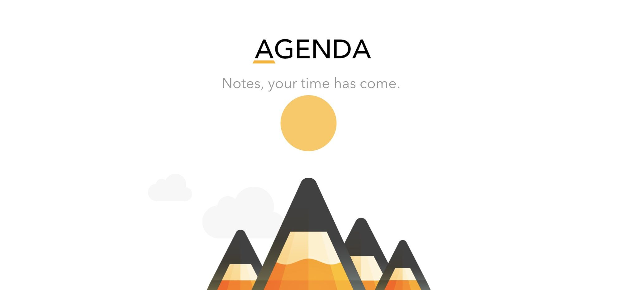 Agenda Review: A Productive Calendar Based Note Taking App for Your Mac