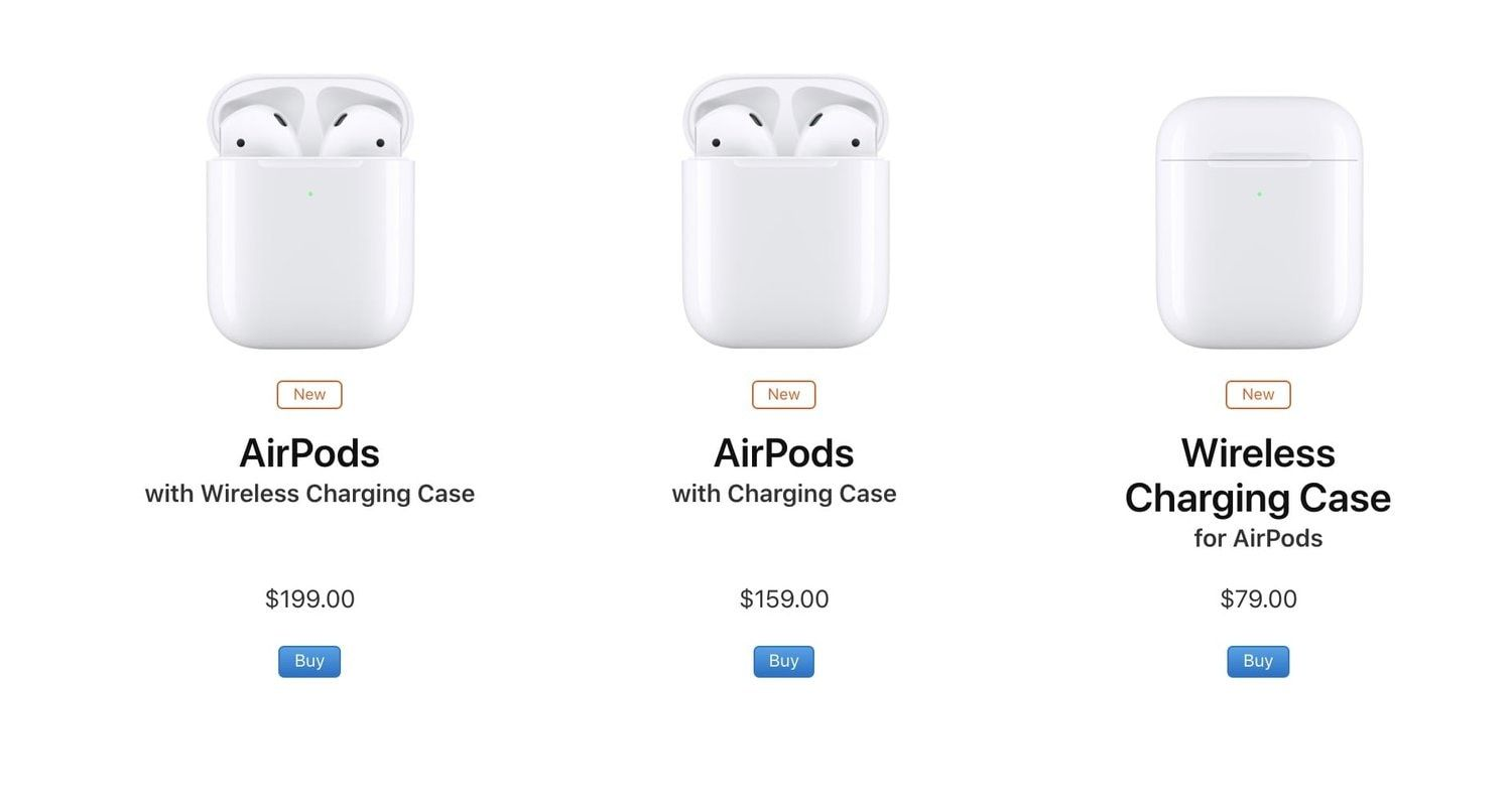 AirPods 2 Launch 2