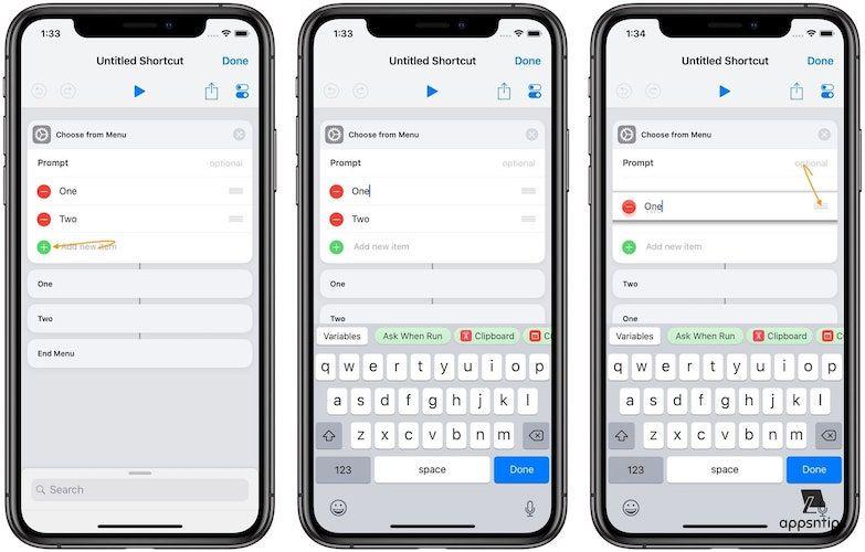 Create an App Launcher Shortcut Using the Shortcuts App 3