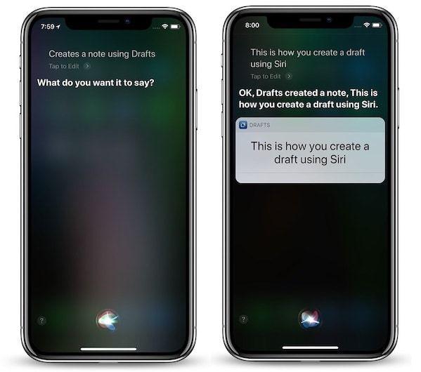 3. Using Siri