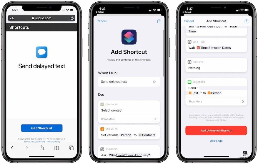 How to Add Shortcuts to Library