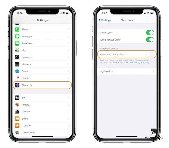 Install Shortcuts App in iOS 13 After Deleting It 3