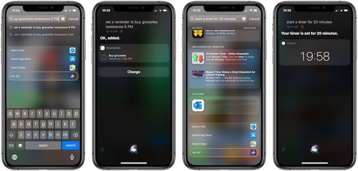 Using Type to Siri without Turning on Accessibility Feature 3