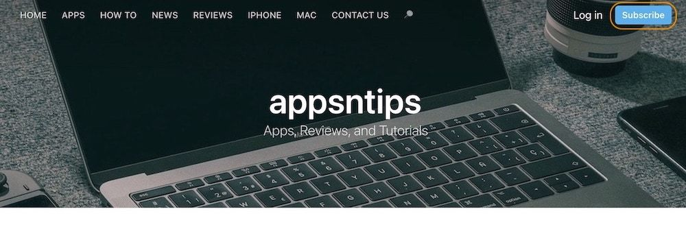 Subscribe to Appsntips