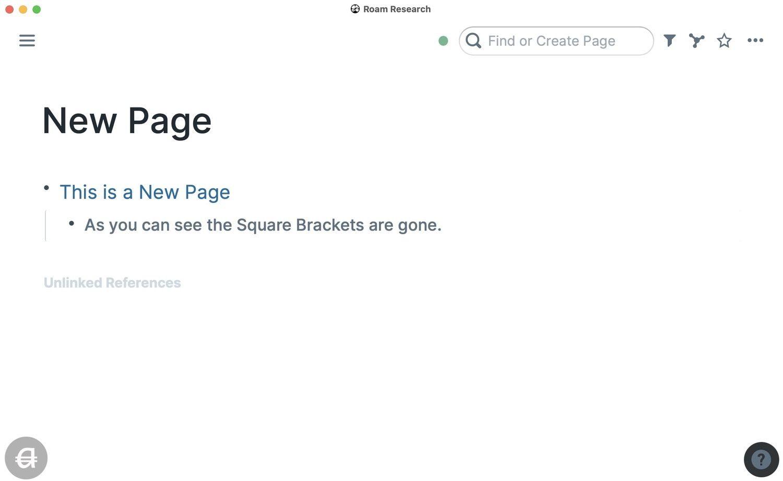 Removing Square Brackets