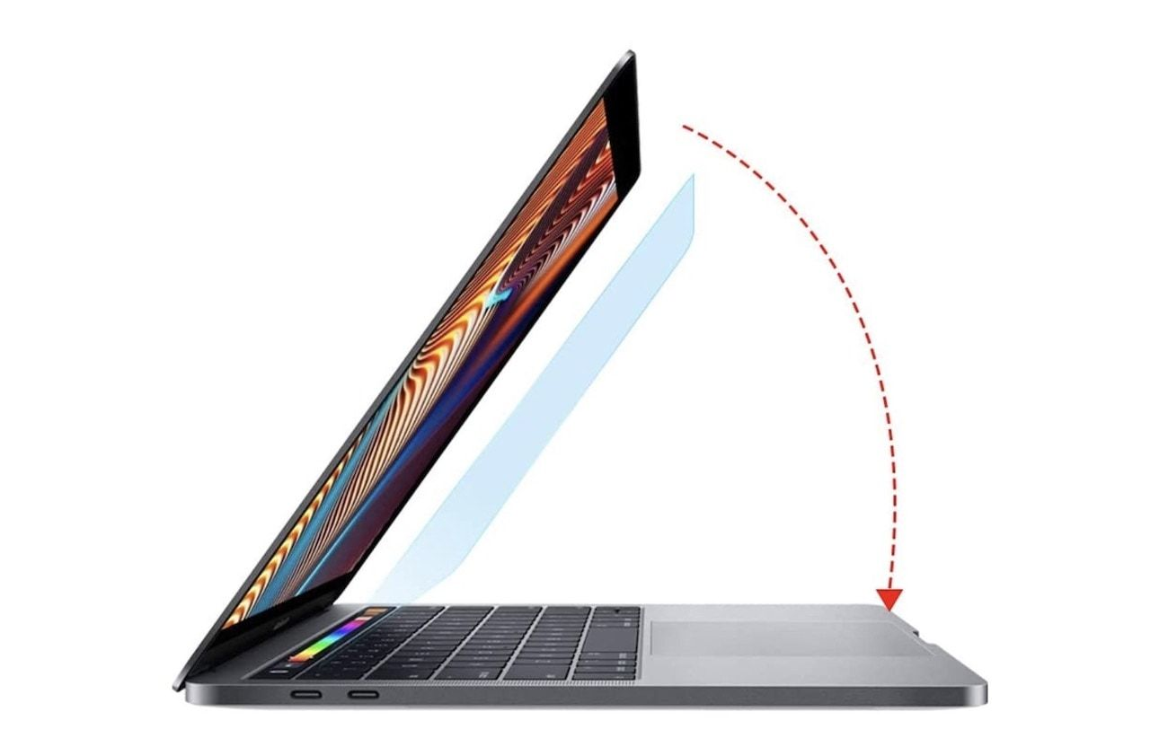 MacBook Pro Screen Protector Anti-Glare Blue Light Filter
