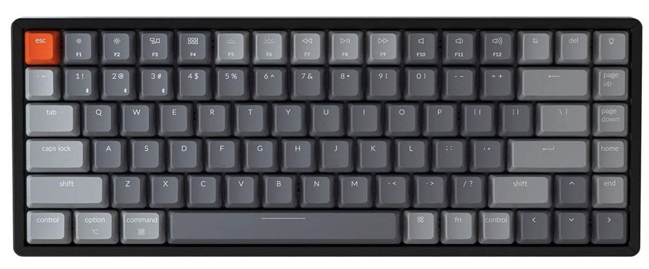 5. Keychron K2 Mechanical Keyboard