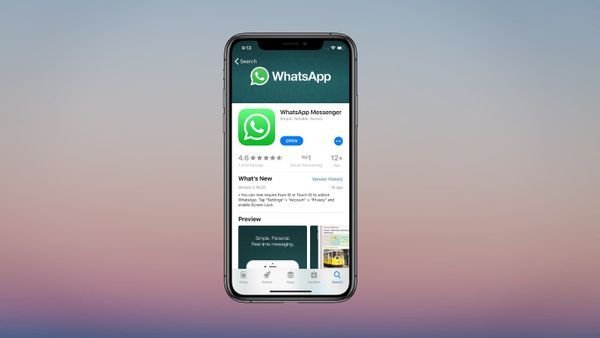 How to Lock WhatsApp on iPhone Using Face ID or Touch ID