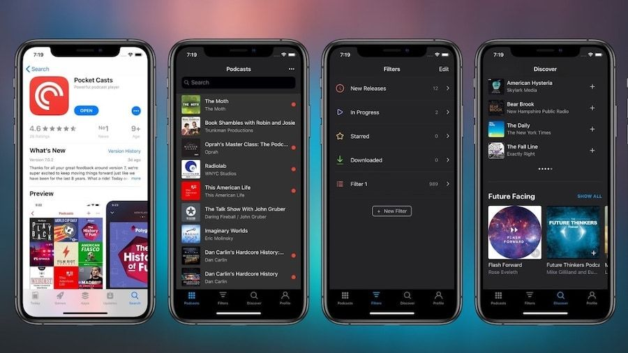 Pocket Casts Review: Pocket Casts 7 Changed the Game